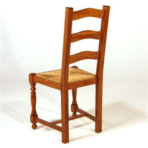 chaise en bois et paille chaise en bois et paille d 233 coration de maison
