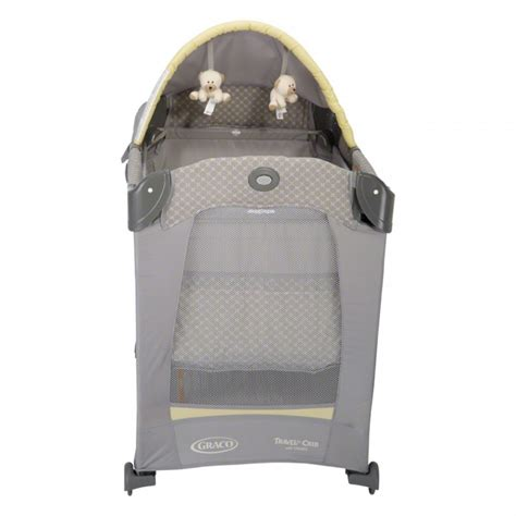 comfortable travel cot graco travel cot travel babygear online shopping at