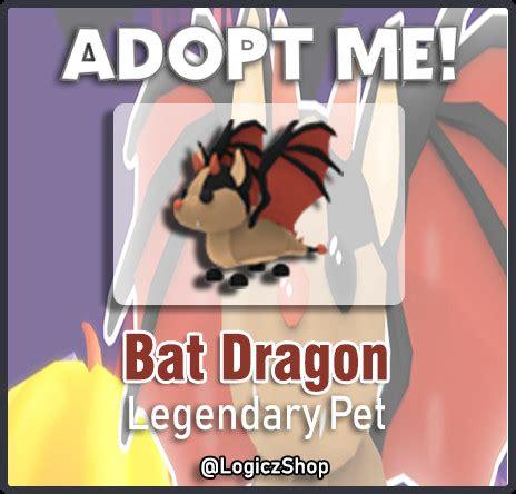 jual bat dragon adopt   logicz shops itemku