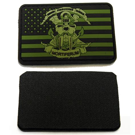 Patch Pvc M249 With Velcro velcro patches motorcycle scouts