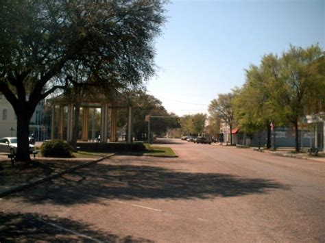 Eufaula Post Office by Lake Eufaula Lake Eufaula Real Estate Alabama