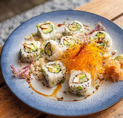 recommended places  enjoy sushi  bali page