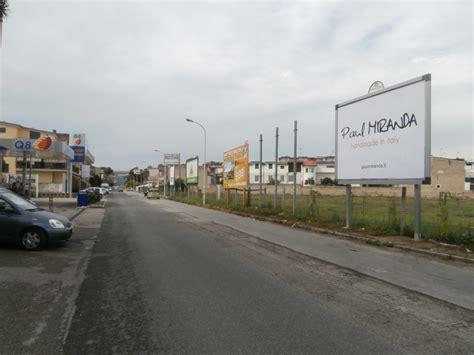 mobili riccio casoria impianto cartellonistica stradale provincia di napoli