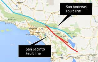 san andreas fault is ready for deadly earthquake according