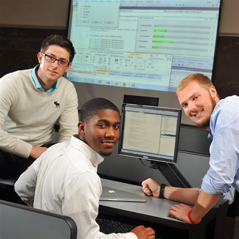 Career Opportunities For Engineers With Mba by Software Engineering Major Baldwin Wallace
