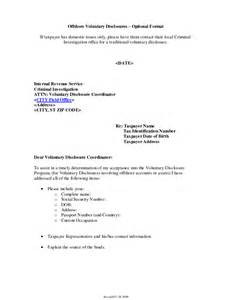 sle letter of interest to do business