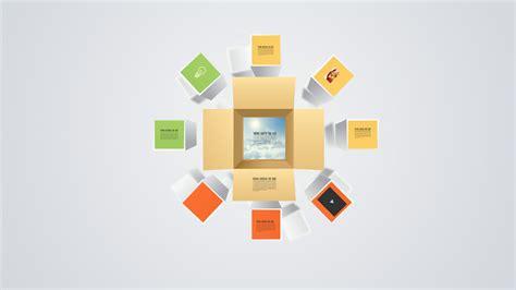 Think Outside Of The Box think outside the box prezi template prezibase