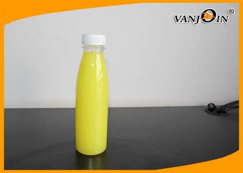 Milk Fruit Bottle Plastic 400ml boston plastic beverage bottles 400ml clear plastic bottles for juicing