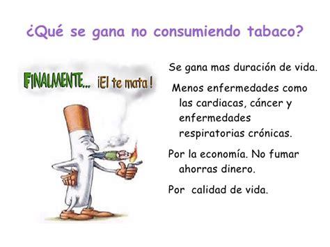 imagenes fuertes sobre el tabaquismo diapositiva del tabaco