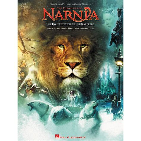 Narnia Witch And Wardrobe by Hal Leonard The Chronicles Of Narnia The The Witch