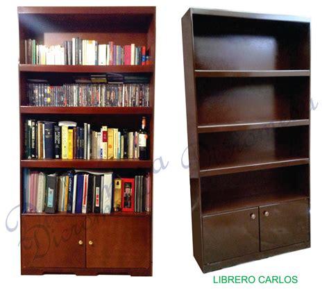 muebles libreros libreros y portapantallas muebles dicromesa