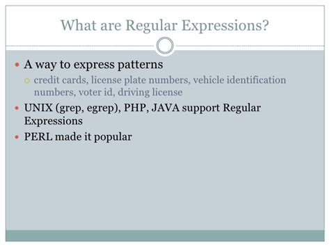 java pattern regex escape regular expressions in oracle