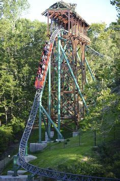 1000 ideas about roller coasters on six flags