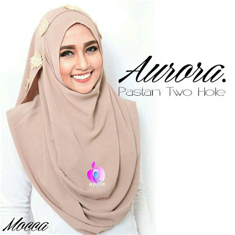 Pastan Nurjanah 2 Faces Instan jilbab pastan 2face by apple brand jilbabbranded biz jual jilbab branded original