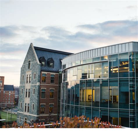 Georgetown Mba No Gmat by Time And Evening Mba Admissions Mcdonough School Of