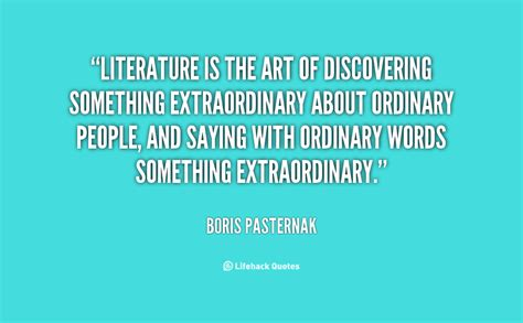 Literature Quotes Boris Pasternak Quotes Quotesgram