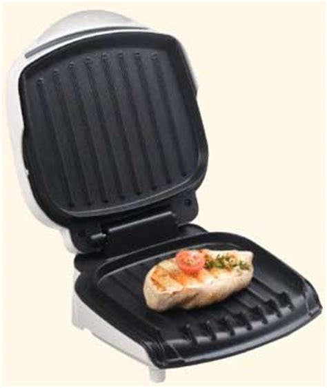 economic research: george foreman grill