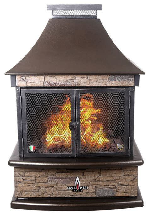 Propane Gas Outdoor Fireplace by Lorenzo Liquid Propane Gas Outdoor Fireplace Heritage