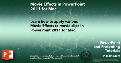 tutorial powerpoint for mac 2011 movie shape in powerpoint 2011 for mac