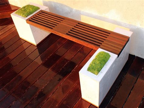 Planter Benches For Sale by Built In Planter Ideas The Garden Glove