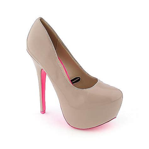 shiekh 018 womens dress high heel platform