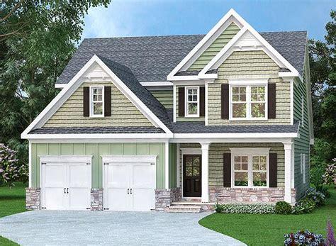 traditional house plans enzobrera com narrow lot traditional house plan 75520gb 1st floor
