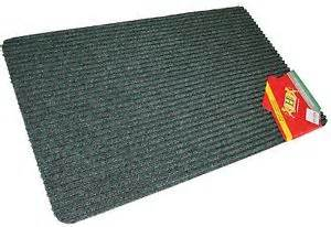 External Door Mats New Green Inside Outside Door Mat Polypropylene Front Back