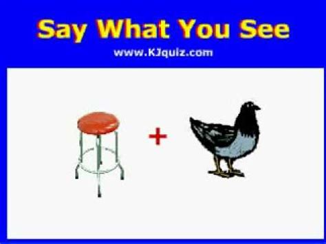 film quiz say what you see catchphrase say what you see ipod game by www kjquiz com