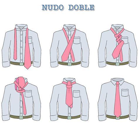 nudos de corbatas aprenda a hacer nudos de corbata