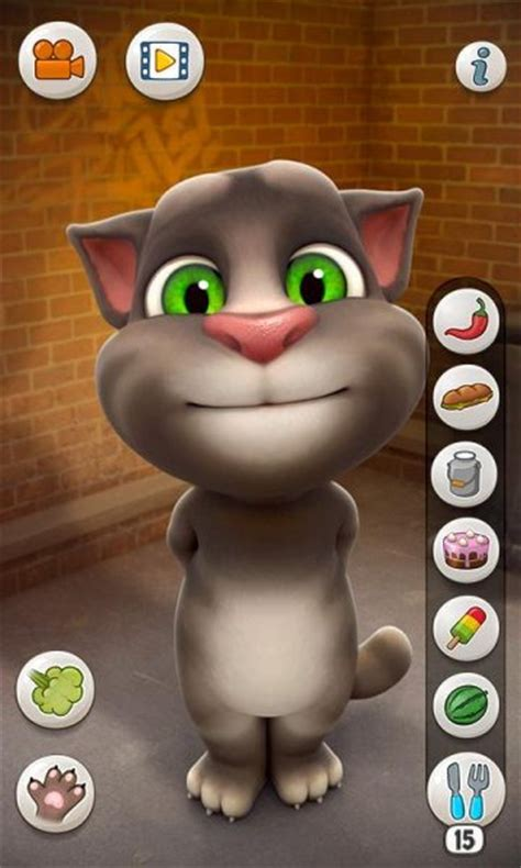 talking tom cat apk v3 2 2 mod unlimited food apkmodx - Talking Tom Cat Apk