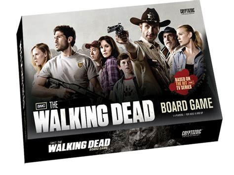 amazon game amazon com the walking dead tv board game n a toys games