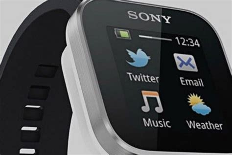 Jam Smartwatch Sony sony luncurkan smartwatch 2 september republika
