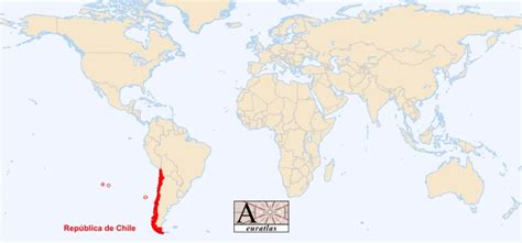 chile location on world map world atlas the sovereign states of the world chile chile