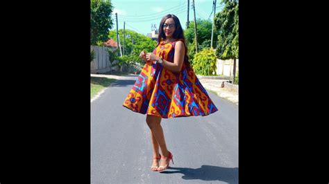 Simple African Wear For Wedding