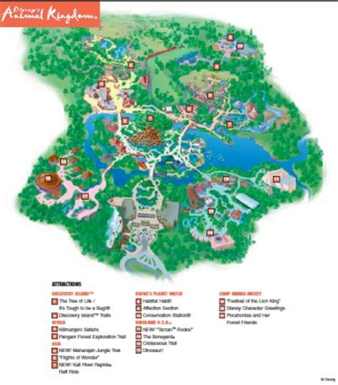 disney world maps maps of walt disney world