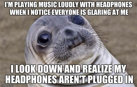Glaring Meme - and guess what songs were playing imgflip