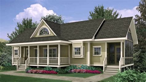 ranch house plans with porches adding a porch to a ranch style house plans with photos