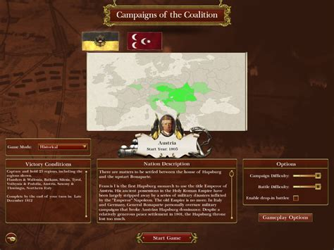 empire total war ottoman empire strategy austria ottoman empire faction mod file mod db