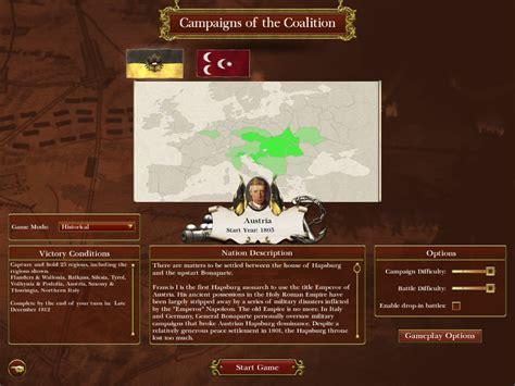 total war ottoman empire austria and ottoman empire mod for napoleon total war