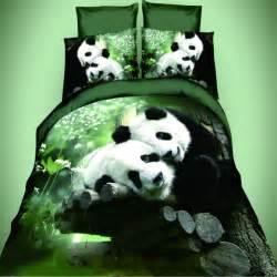 Panda Bed Set Popular Panda Comforter Set Twin Buy Cheap Panda Comforter
