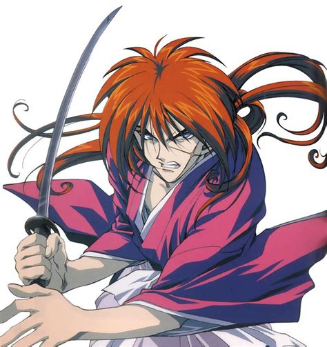 Kaos Putih Ruroni Khenzin Samurai X samurai x mang 225 samurai rurouni kenshin and anime