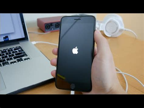 how to iphone 7 7 plus dfu recovery mode and reset