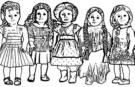 american doll coloring pages american doll coloring pages wecoloringpage