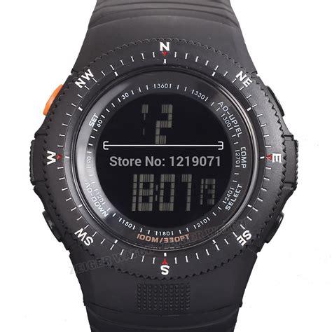 tactical stunnint sport zeiger mens digital chronograph