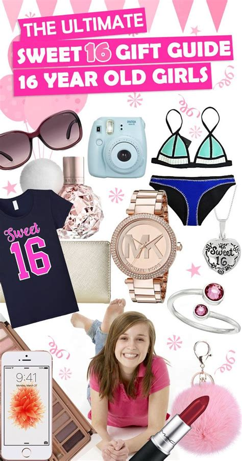 christmas gift ideas for 16 year old daughter 2018 ideas