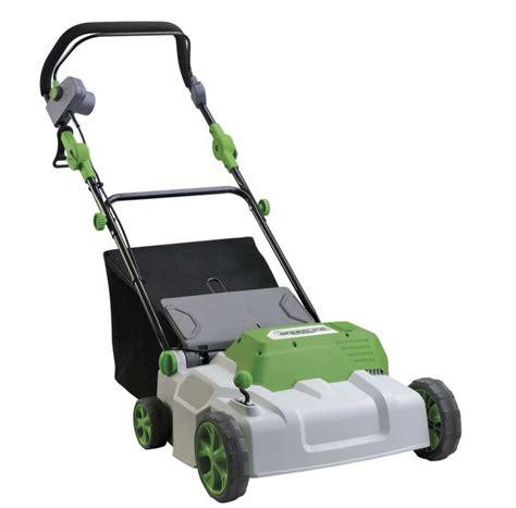 arieggiatore da giardino arieggiatore elettrico per prato giardino green line mod