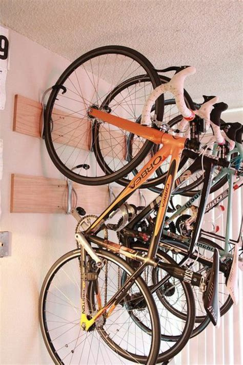 how to hang bicycles from the ceiling bicycle wall mount and other bike racks you fresh design pedia