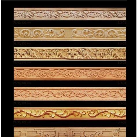 wooden design cnc wood design moulding cnc engraved wood design