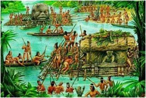 imagenes de los indigenas olmecas rubricas