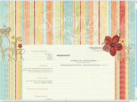 blog layout background mat denan blog backgrounds